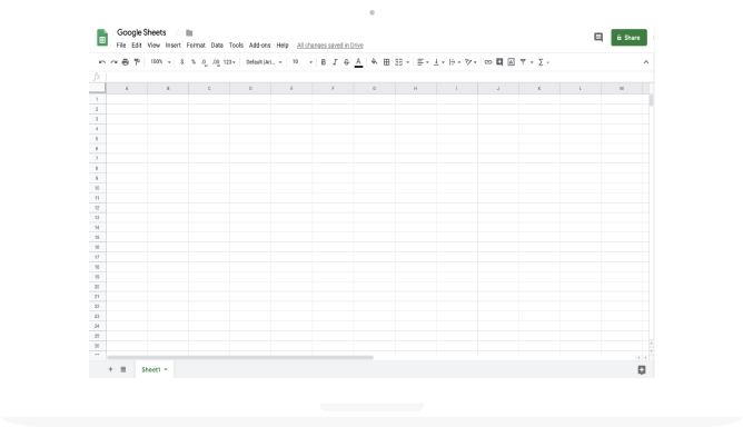 Create custom data connections in Google Sheets, quick n' easy.