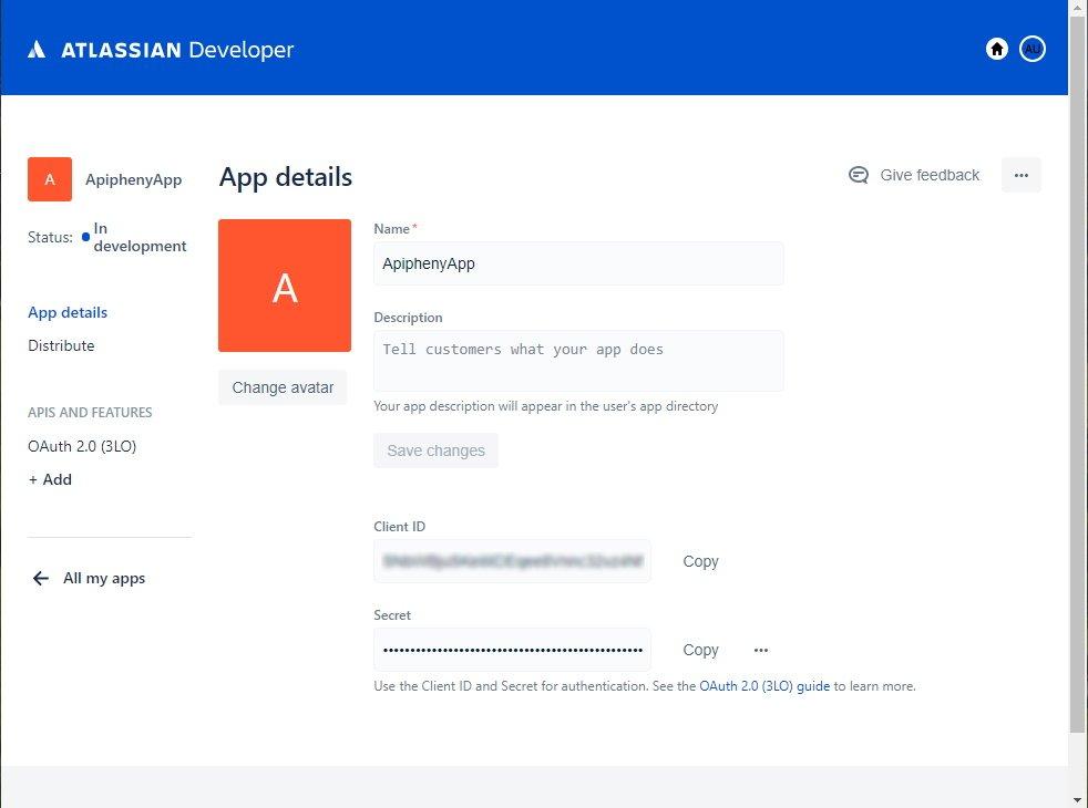 Trello App Details page