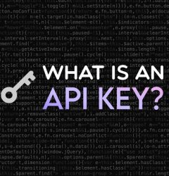 What is an API key?