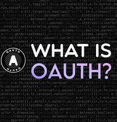 What is OAuth?